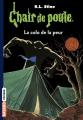 Couverture Le camp de la peur / La colo de la peur Editions Bayard (Frisson) 2018