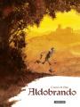 Couverture Aldobrando Editions Casterman 2020