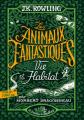 Couverture Les animaux fantastiques / Les animaux fantastiques : Vie & habitat Editions Folio  (Junior) 2020