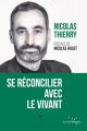 Couverture Se réconcilier avec le vivant Editions Rue de l'échiquier 2019