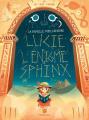 Couverture La famille Vieillepierre, tome 2 : Lucie et l'énigme du Sphinx Editions Sarbacane 2020
