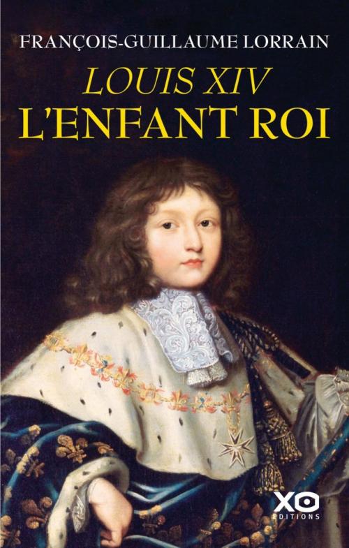Couverture Louis XIV, l'enfant roi