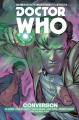 Couverture Doctor Who : Le onzième docteur, tome 3 : Conversion Editions Akileos 2017