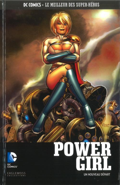 Couverture Power Girl, tome 1 : Un nouveau départ