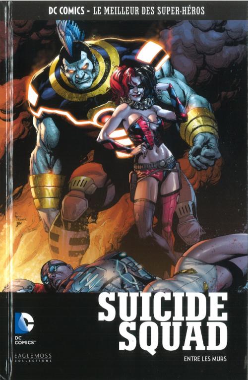 Couverture Suicide Squad (Renaissance), tome 4 : Entre les murs