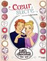 Couverture Les filles au chocolat (BD), tome 8 : Coeur sucré Editions Jungle ! (Miss Jungle) 2018