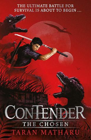 Couverture Contender, book 1: The chosen