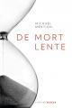 Couverture De mort lente Editions Stéphane Marsan 2020