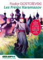 Couverture Les frères Karamazov Editions Kurokawa 2020