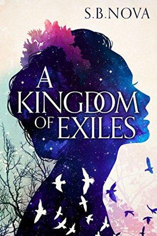 Couverture Outcast, book 1 : A Kingdom of Exiles