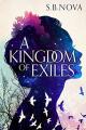 Couverture Outcast, book 1 : A Kingdom of Exiles Editions des autres 2017