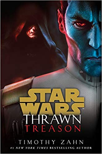 Couverture Star Wars : Thrawn, tome 3 : Treason