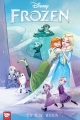 Couverture Frozen: The Hero Within Editions Dark Horse 2019