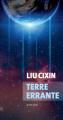 Couverture Terre Errante Editions Actes Sud (Exofictions) 2020