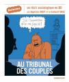 Couverture Au tribunal des couples Editions Casterman 2020