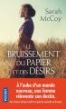 Couverture Le bruissement du papier et des désirs Editions Pocket 2020