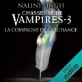 Couverture Chasseuse de vampires, tome 03 : La compagne de l'archange Editions Audible studios 2017