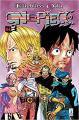 Couverture One Piece, tome 84 : Luffy versus Sanji Editions Star Comics 2017