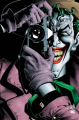 Couverture Batman : The killing joke Editions Urban Comics (DC Deluxe) 2019
