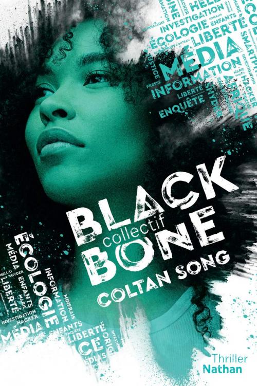 Couverture Collectif Black Bone, tome 1 : Coltan song