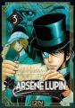 Couverture Arsène Lupin, L'aventurier, tome 3 : L'aiguille creuse Editions 12-21 2017