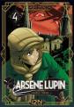 Couverture Arsène Lupin, L'aventurier, tome 4 : L'aiguille creuse : 2ème partie Editions 12-21 2017