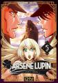 Couverture Arsène Lupin, L'aventurier, tome 5 : L'aiguille creuse : 3ème partie Editions 12-21 2017
