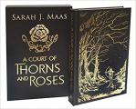 Couverture Un palais d'épines et de roses, tome 1 Editions Bloomsbury 2019