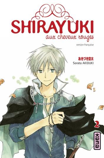 Couverture Shirayuki aux cheveux rouges, tome 02