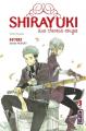 Couverture Shirayuki aux cheveux rouges, tome 03 Editions Kana (Shôjo) 2018