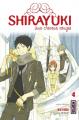 Couverture Shirayuki aux cheveux rouges, tome 04 Editions Kana 2018