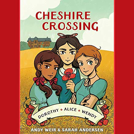 Couverture Cheshire Crossing