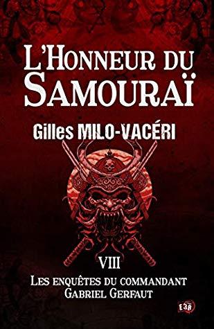 Couverture L'honneur du Samouraï