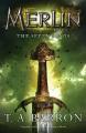 Couverture Merlin, cycle 1, tome 2 : Les sept pouvoirs de l'enchanteur Editions Puffin Books 2011