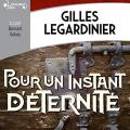 Couverture Pour un instant d'éternité Editions Audiolib 2019