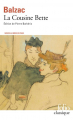 Couverture La cousine Bette Editions Folio  (Classique) 2019