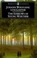 Couverture Les souffrances du jeune Werther Editions Penguin books (Classics) 1989