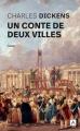 Couverture Un conte de deux villes Editions Archipoche 2020