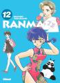 Couverture Ranma 1/2, revue et augmentée, tome 12 Editions Glénat (Shônen) 2020