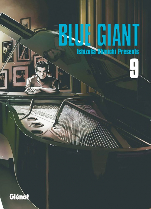 Couverture Blue Giant, tome 09