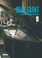 Couverture Blue Giant, tome 09 Editions Glénat (Seinen) 2020