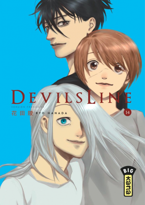 Couverture Devil's line, tome 14