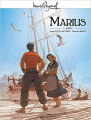Couverture Marius (BD), tome 1 Editions Grand Angle 2019