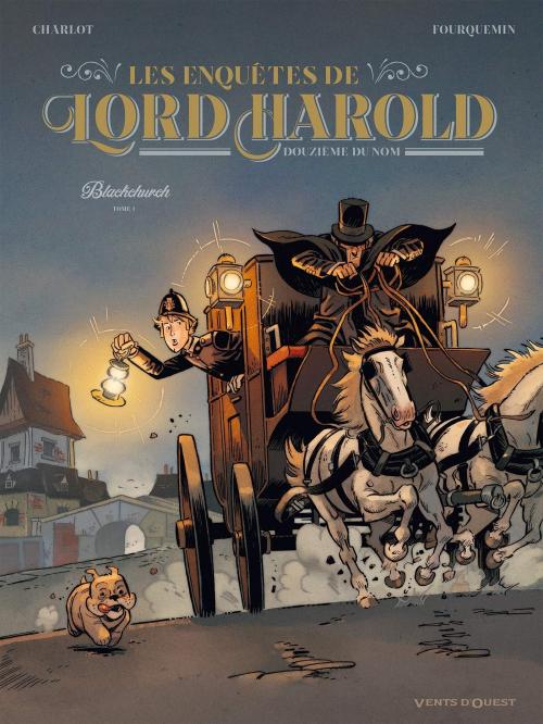 Couverture Les enquêtes de Lord Harold, douzième du nom, tome 1 : Blackchurch
