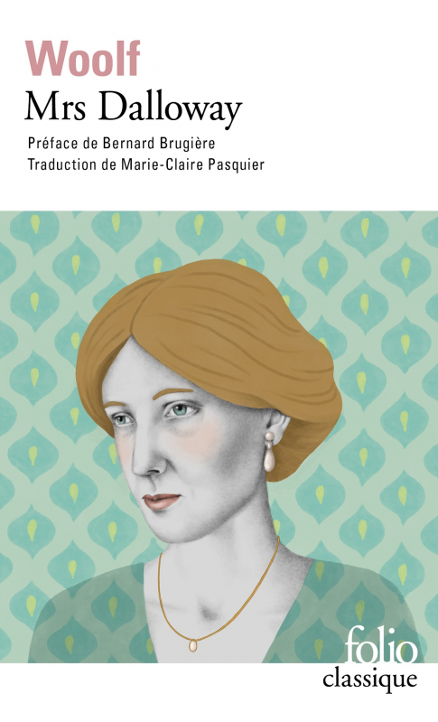 Couverture Mrs Dalloway