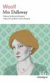 Couverture Mrs Dalloway Editions Folio  (Classique) 2020