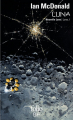 Couverture Luna, tome 1 Editions Folio  (SF) 2019