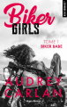 Couverture Biker Girls, tome 1 : Biker Babe Editions Hugo & cie (New romance) 2020
