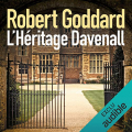 Couverture L'héritage Davenall Editions Audible studios 2019