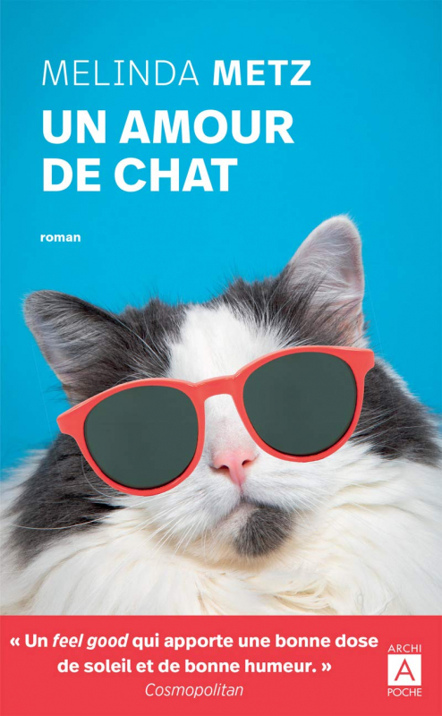 Couverture Un amour de chat